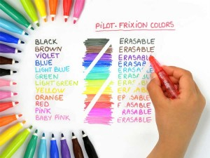 PILOT  flamastry FRIXION